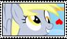 Derpy Hooves Stamp by migueruchan
