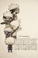 Naruto: Story of Kakashi by PandarianWolf