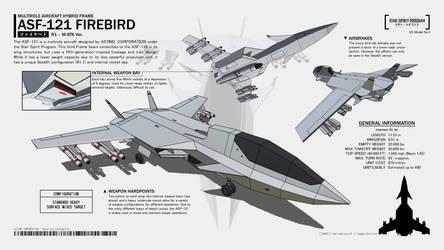 ASF-121 Firebird MHF by CMG-simplestuff