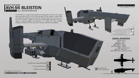 AVH-56 Bleistein by CMG-simplestuff