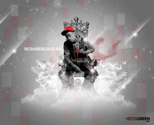 Wiz Khalifa Wallpaper by mistagreen