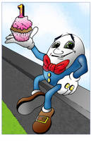 Humpty Dumpty Commission by oddly1