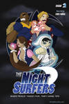 The Night Surfers: Issue 02 Cover by thenightsurfers