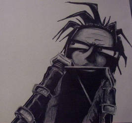 Johnny The Homicidal Maniac by sissismay