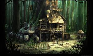 Jungle 2 by penemenn