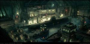 Submarine by penemenn
