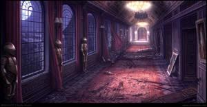 Corridor by penemenn