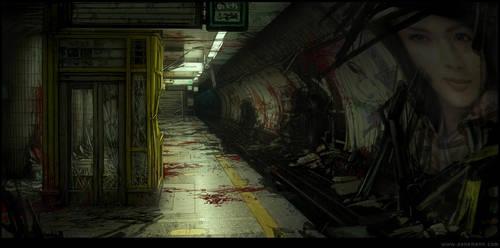 Subway by penemenn