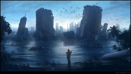 Water City by penemenn
