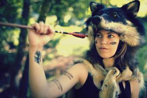 Retrieving the Arrow by NaturePunk