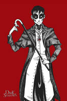 Barnabas Collins by KickMePlease