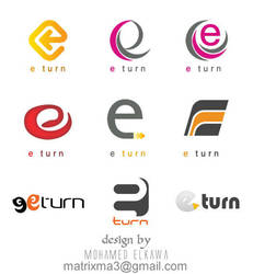 e-turn logo by Matrixma3