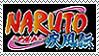 Naruto Shippuuden Stamp by flyingdown2011
