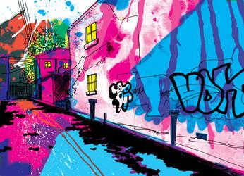 Streets Of Rage by meylersmemoirs