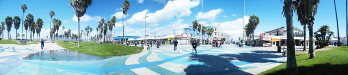 Venice Beach by meylersmemoirs