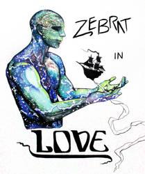 Zebrat: In Love by shaynahall