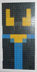 LEGO Alpha Demon by KambalPinoy