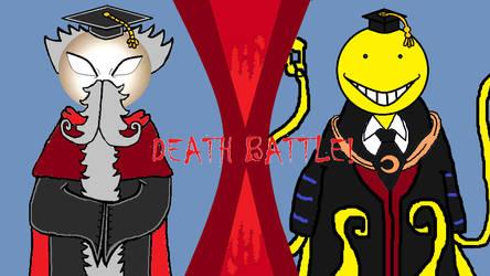 Lord Sharmoon VS Koro-sensei I DEATH BATTLE! by KambalPinoy