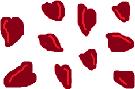 Red Rose Petals - RWBY by KambalPinoy