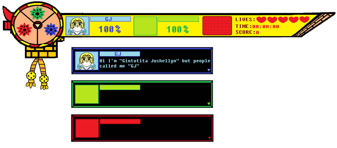 UI and Talk Screens by KambalPinoy