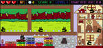 The Tiny Giant 2D Gameplay Screen by KambalPinoy