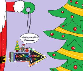 Merry X-mas Ninstation64 by KambalPinoy
