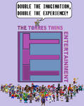 The Torres Twins Entertainment Logo by KambalPinoy