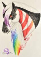 Prize: Spirit of Morbidity by RebeccaM-Art