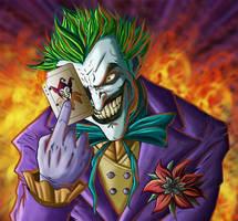 The Joker by Leackim7891