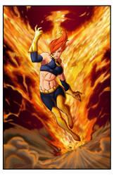 Ultimate Phoenix by Leackim7891
