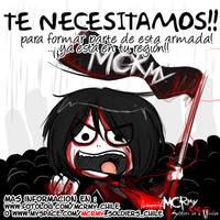 Chilean MCRmy AD by Denorii