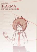 Codename Karma: 001 by Denorii