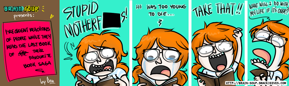 BS005- Reading reactions by Denorii