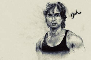 John by TanyaPatra