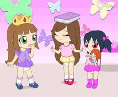 Cmm Mika's lady training by PrincessPolly63
