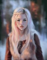 Portrait practice by sweptaway91