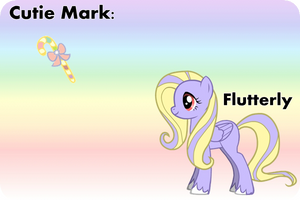 MLP OC: Flutterly by LovelyLeoKika