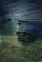 Midnight Boat by Valnor