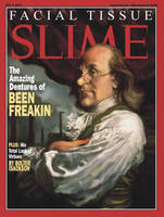 Slime Magazine 1 by Valnor
