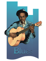 R J Blues by Valnor