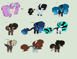 Adopts -CLOSED- by RoseLoverOfPastels