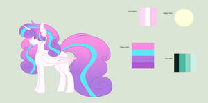 RosyVerse:Ng Flurry Heart by RoseLoverOfPastels