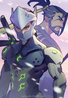 Overwatch -  Brothers by ColnChen