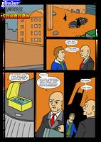 Deviant Universe Presents: SUNBURN Part 1  (page1) by ViktorMatiesen