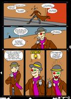 Deviant Universe Presents: SUNBURN Part 1  (page5) by ViktorMatiesen