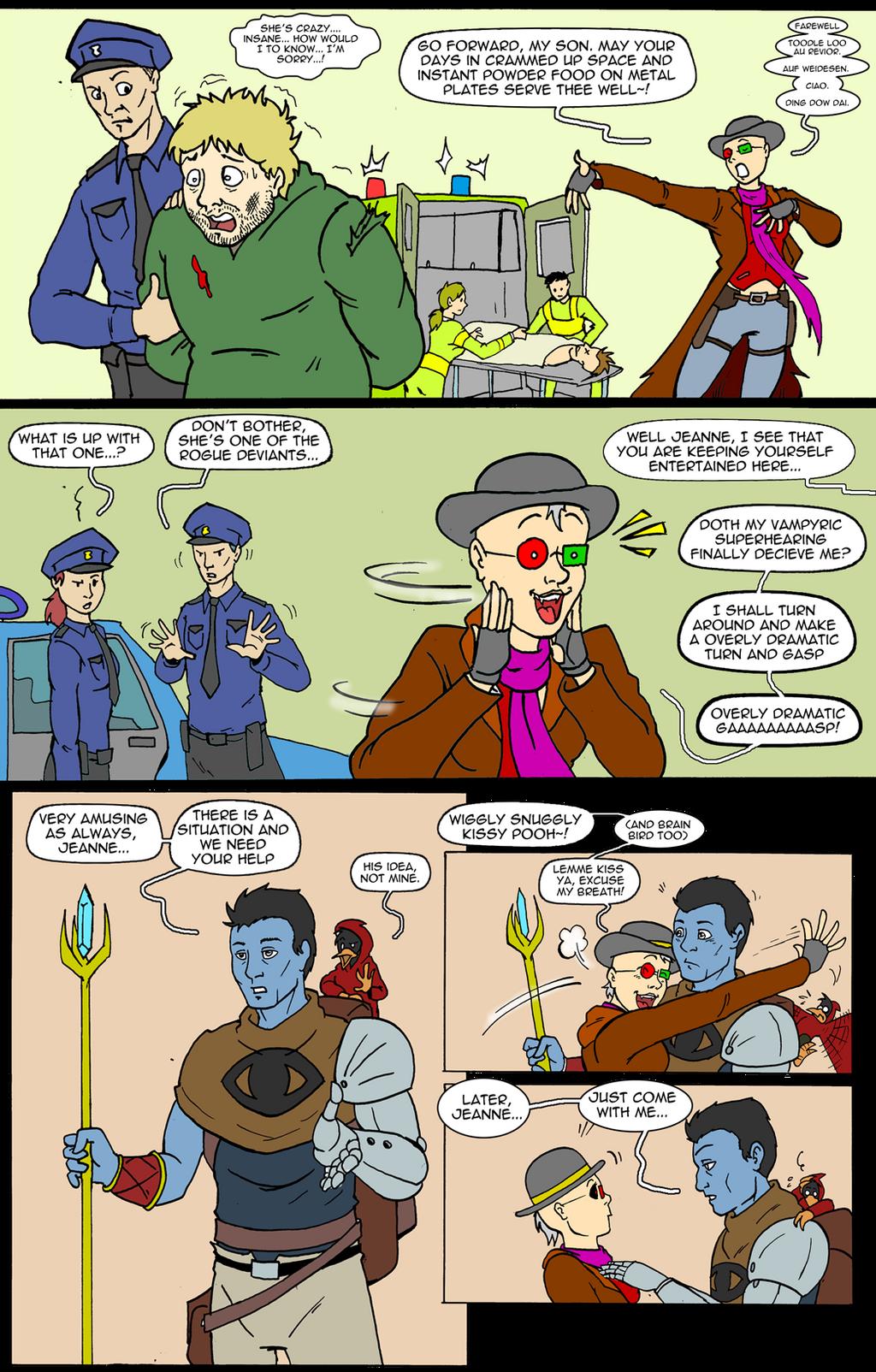 DU Kingdom Come Part 1 Page 3 by ViktorMatiesen