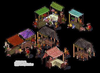 Market Place by AshKerins