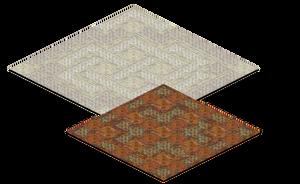 Mosaic Tile Set Example by AshKerins