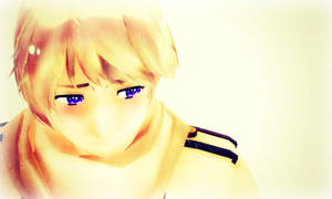 .:MMD Contest:. It's Cold... by Shichi-4134