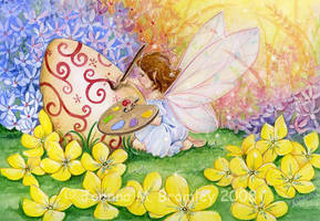 Easter Decoration by JoannaBromley
